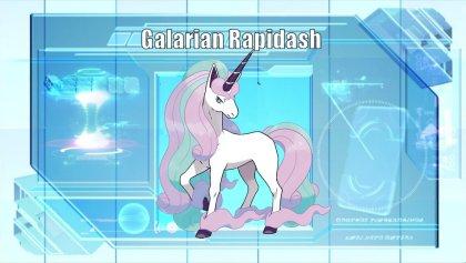 Pokemon Of The Week Rapidash