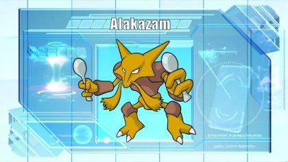 pokémon of the week alakazam