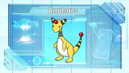 El Pokémon de la Semana 8: Ampharos Ampharos