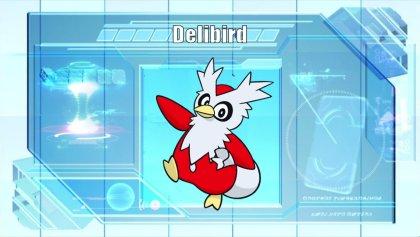 pokémon of the week delibird