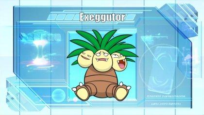 exeggcute pokemon gold