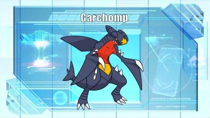 El Pokémon de la Semana 4: Garchomp Garchomp
