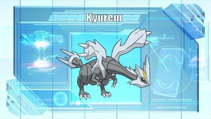 pokémon of the week kyurem
