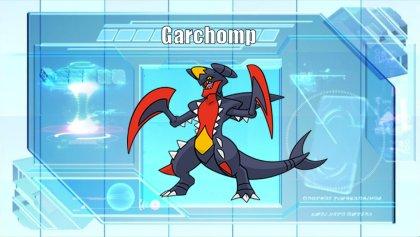 El Pokémon de la Semana 4: Garchomp MegaGarchomp