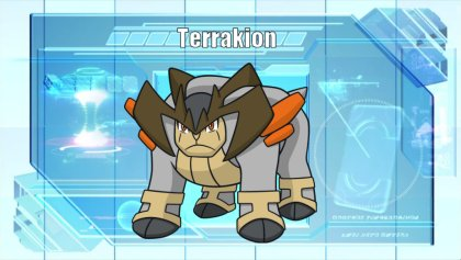Pokemon Of The Week Terrakion