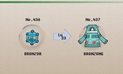 Does bronzong learn stealth rock
