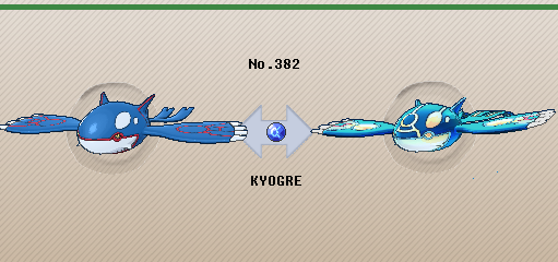 Pokémon of the Week - Kyogre