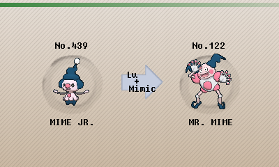 Pok 233 Mon Of The Week Mr Mime