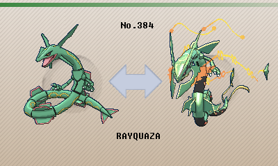 Pokémon of the Week - Rayquaza
