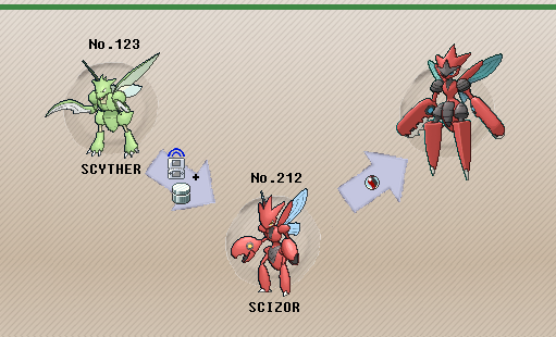 Pok 233 Mon Of The Week Scizor
