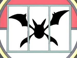 It's Crobat!