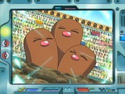 Dugtrio generation 1 move learnset (Red, Blue, Yellow ...