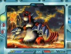 Pokémon of the Day - Groudon