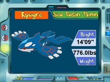 how to catch kyogre heartgold