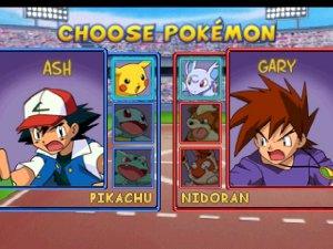 Pokemon Puzzle League 1 Player Adventure