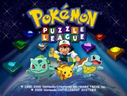 Pok�mon Puzzle League