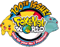 Pokémon World 100th Issue Event
