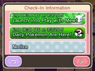 Pokémon Shuffle - Event Distributions & Daily Challenges