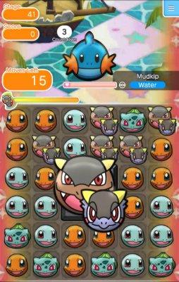 Pokémon Shuffle disponível para Android e iOS de graça! Mobile