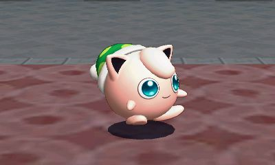Super Smash Bros For Nintendo 3ds Wii U Characters Jigglypuff