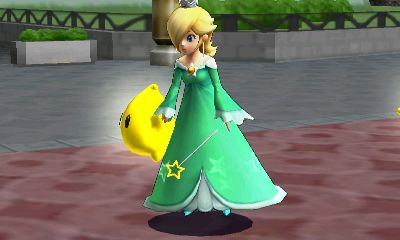 Super Smash Bros For Nintendo 3ds Amp Wii U Characters Rosalina Amp Luma