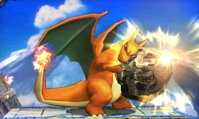 Charizard (SSB4) - SmashWiki, the Super Smash Bros. wiki