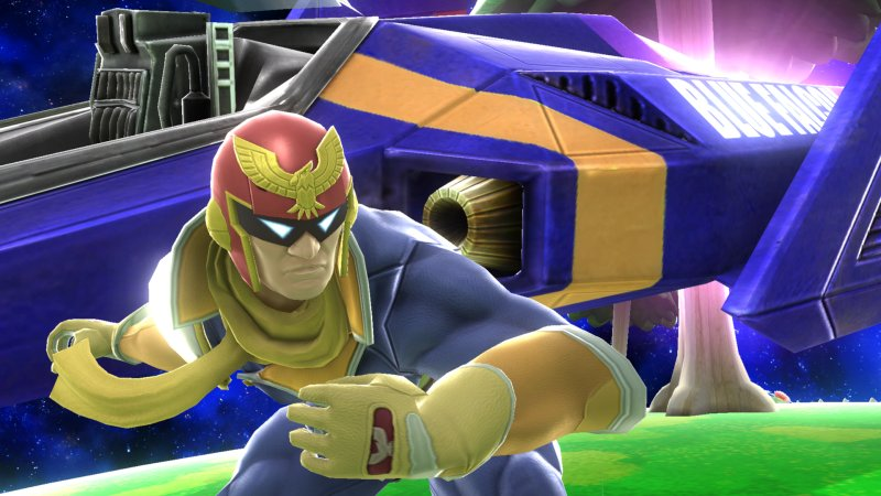 Super Smash Bros. for Nintendo 3DS & Wii U - Characters ...