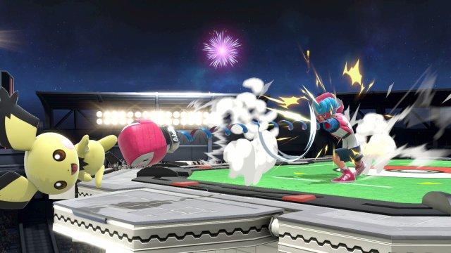 Assist Trophies - Super Smash Bros  Ultimate - Serebii net