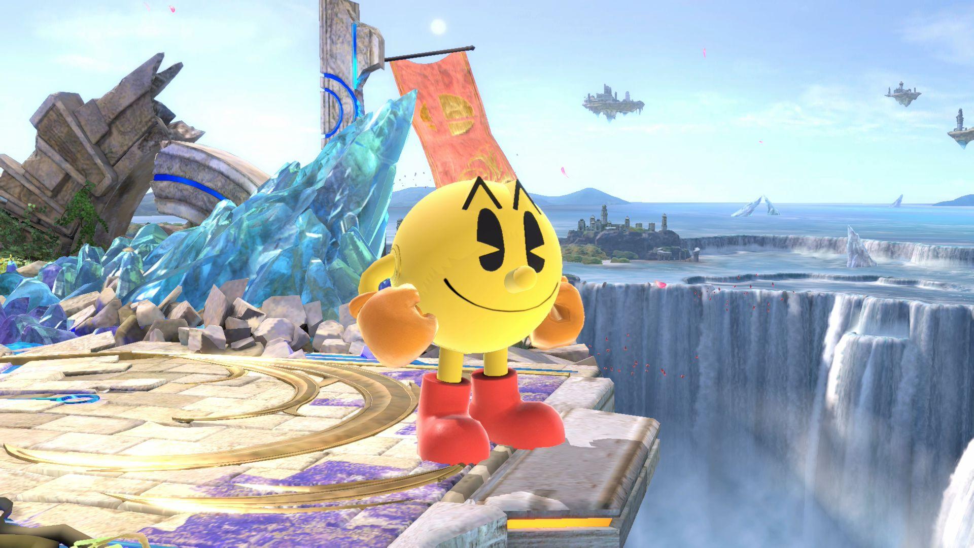 Pac-Man - Super Smash ...