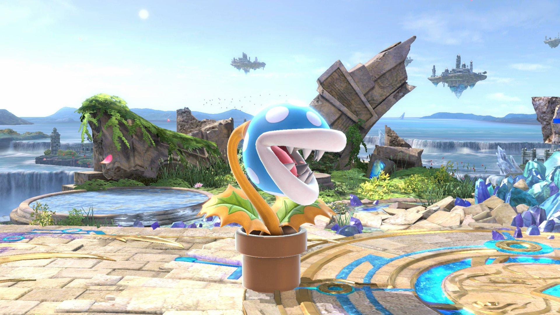 Piranha Plant - Super Smash Bros. Ultimate - Serebii.net
