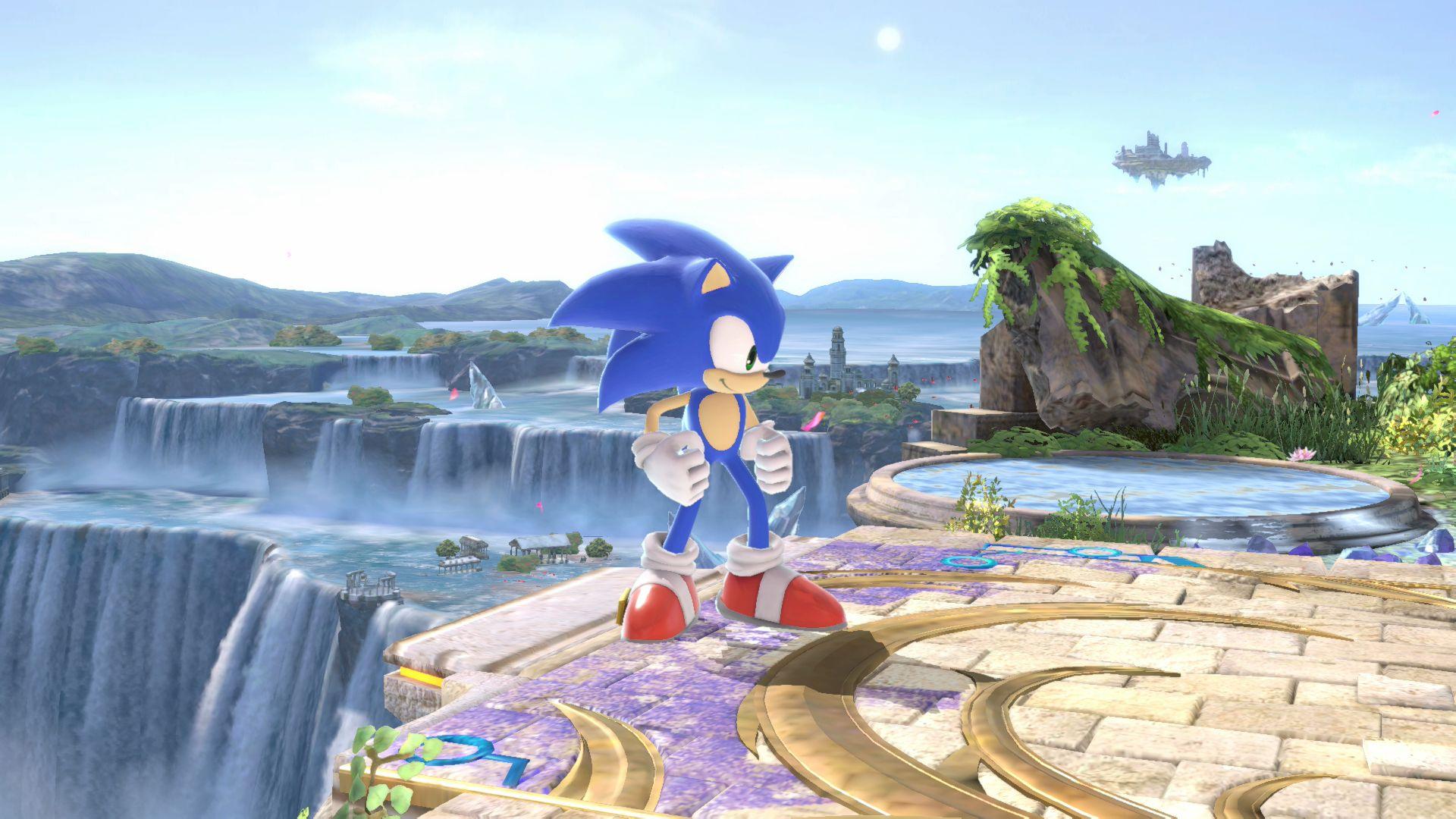 Sonic Super Smash Bros Ultimate Serebii Net