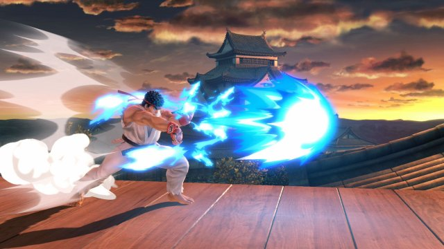 Ryu - Super Smash Bros  Ultimate - Serebii net