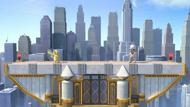 New Donk City Hall Super Smash Bros Ultimate Serebii Net