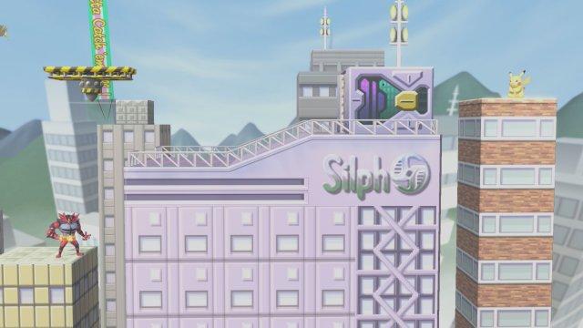 Saffron City - Super Smash Bros. Ultimate - Serebii.net