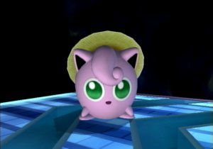 Super Smash Bros Brawl Jigglypuff
