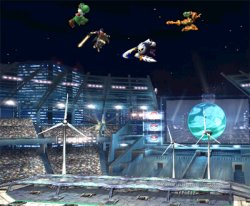 Pok�mon Stadium 2 - Flying Mode