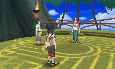 Pokémon Sun & Moon - The Battle Tree