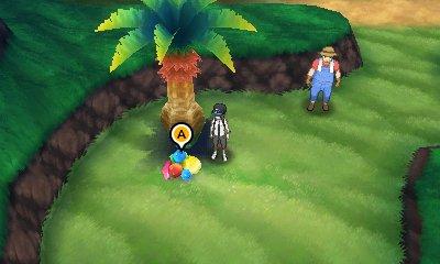 Pokémon Sun & Moon - Berry Trees