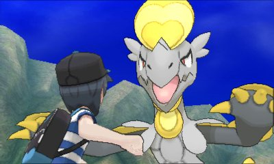 Pokémon Sun Moon Special Demo Version