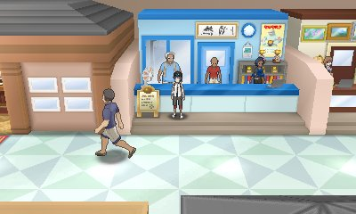 Where is the move deleter in pokemon sacred gold