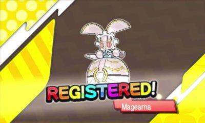 Pokémon Sun & Moon - QR Scanner