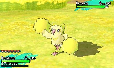 Pokémon Sun & Moon - Pokémon Form Changes