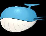 Wailord - #321 - Serebii.net Pokédex Wailmer Sprite
