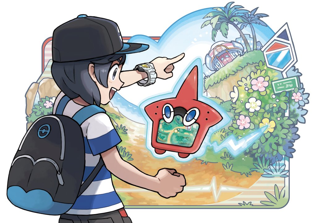 Image result for pokemon sun and moon vs x and y