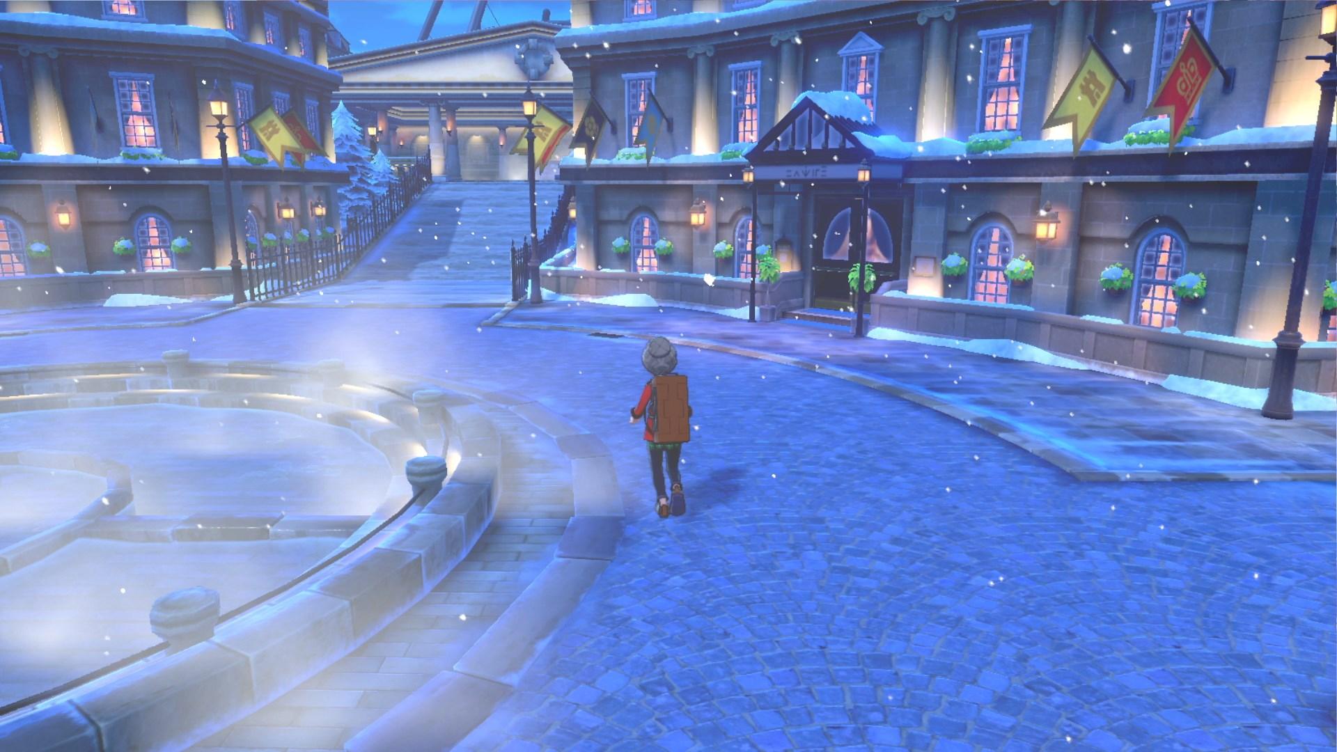 Pokémon Sword & Shield - Pre-Release Screenshots