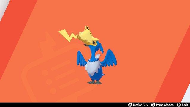 Pokemon Sword Shield Form Changing
