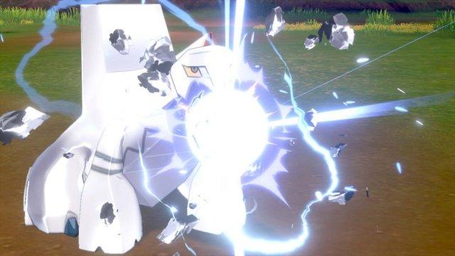 Pokemon Sword Shield New Attacks