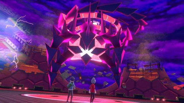 Pokemon Sword Shield Legendary Pokemon