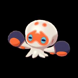 Clobbopus - PokéMobs Skin Competition Minecraft Mob Skin