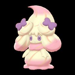 Ruby Swirl